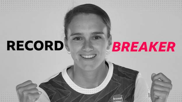 50 games, 50 goals - Watch the best of Arsenal's Miedema