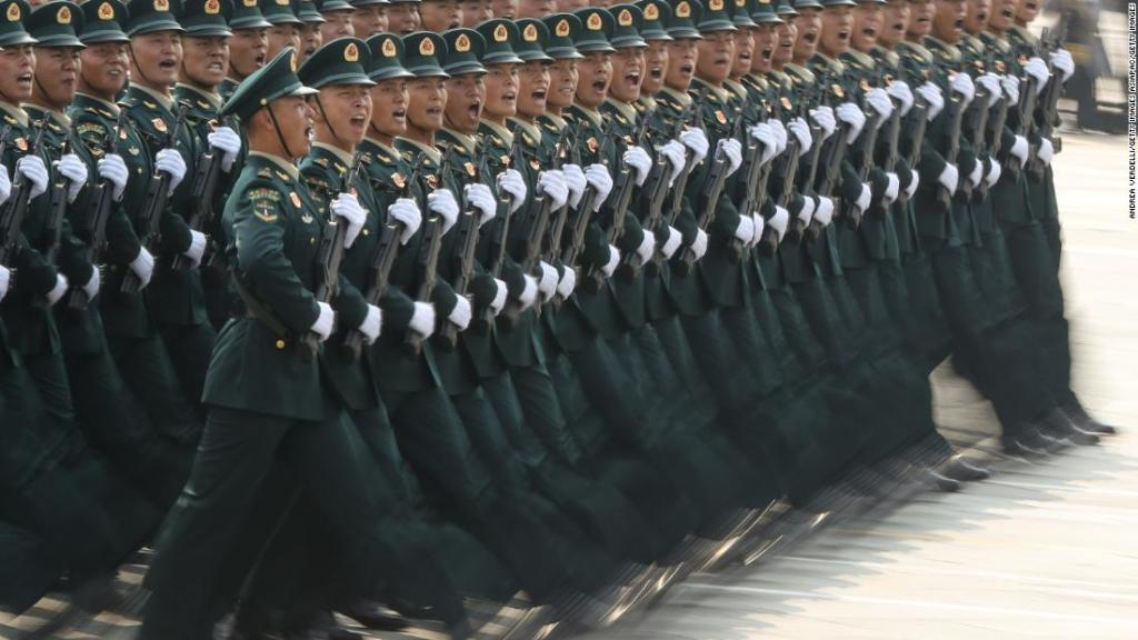 Analysis: China's military rise poses the greatest foreign policy challenge to next US President