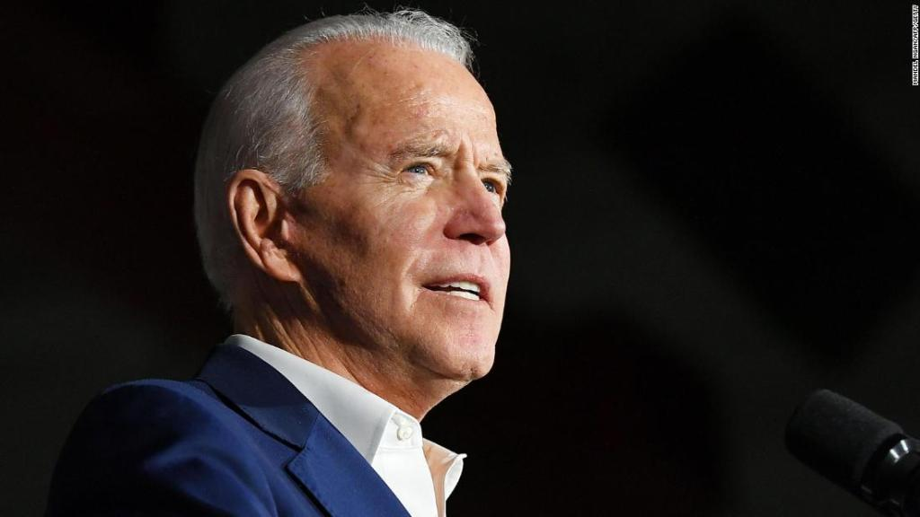 Biden says he informed Sanders he will begin the VP vetting process