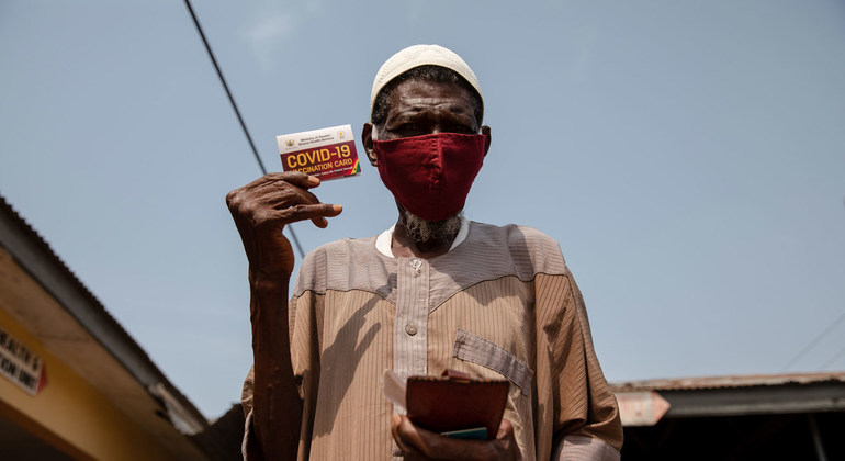 COVID-19: Africa 'third wave' not yet over, while vaccine inequity threatens all