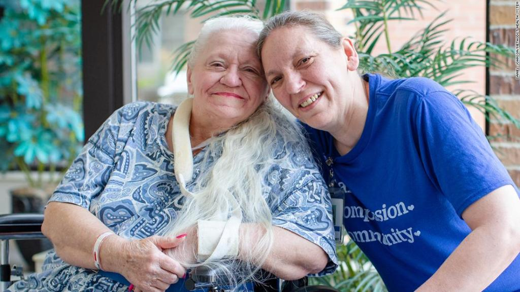Coronavirus reunites long-lost sisters who haven't seen each other in over 50 years