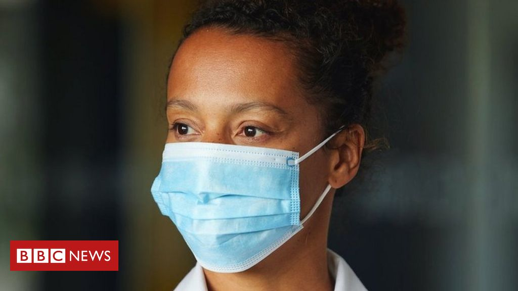 Covid: Daily Mail's NHS masks came from Uighur factory in China