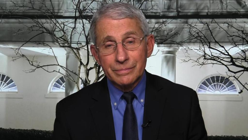 Dr. Fauci: Getting vaccine doesn't mean you have free pass to travel  - CNN Video