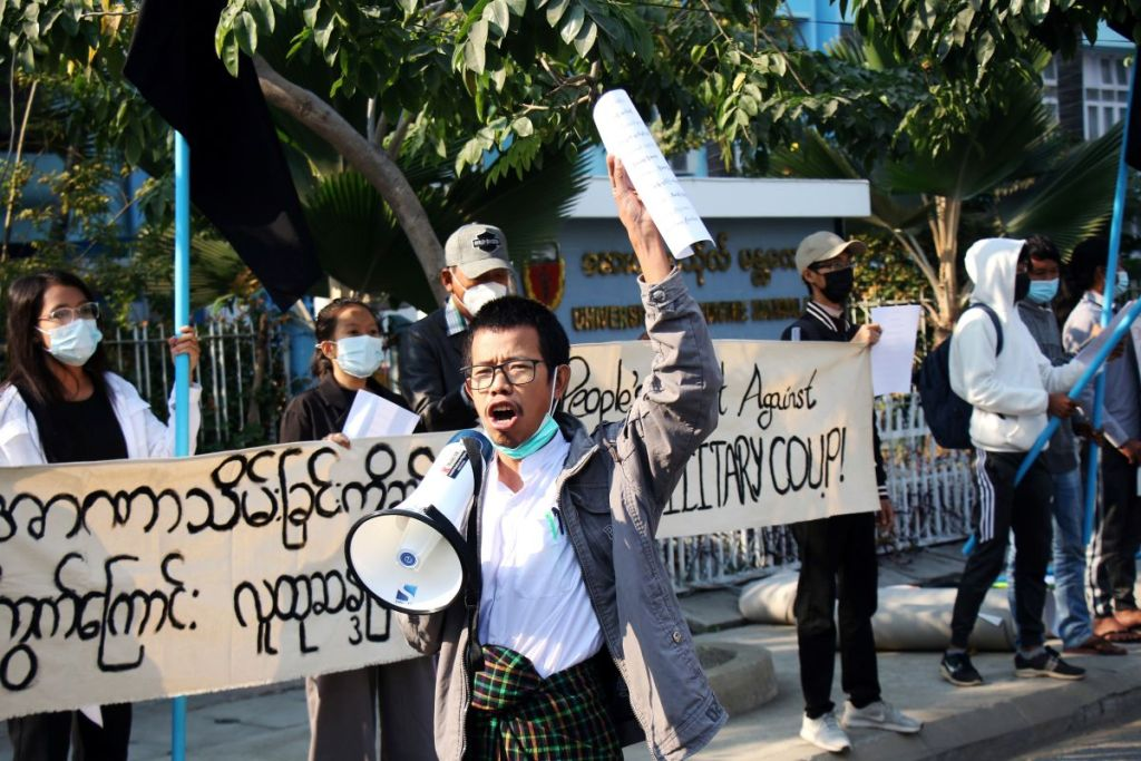 Facebook, WhatsApp Blocked by Myanmar Junta as Opposition to Coup Grows