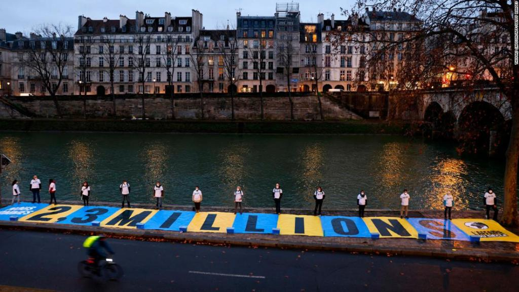 France taken to court over 'climate inaction' in landmark case