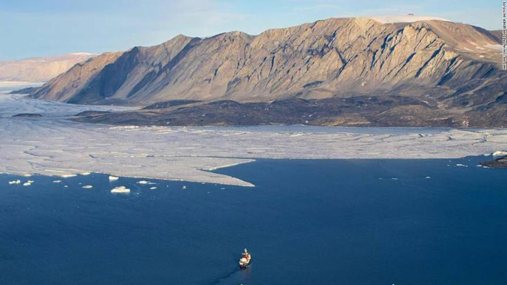 Greenland's ice sheet has melted to a point of no return, study finds