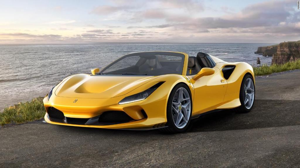 I hate to say it, but Ferrari's new convertible is worth every penny
