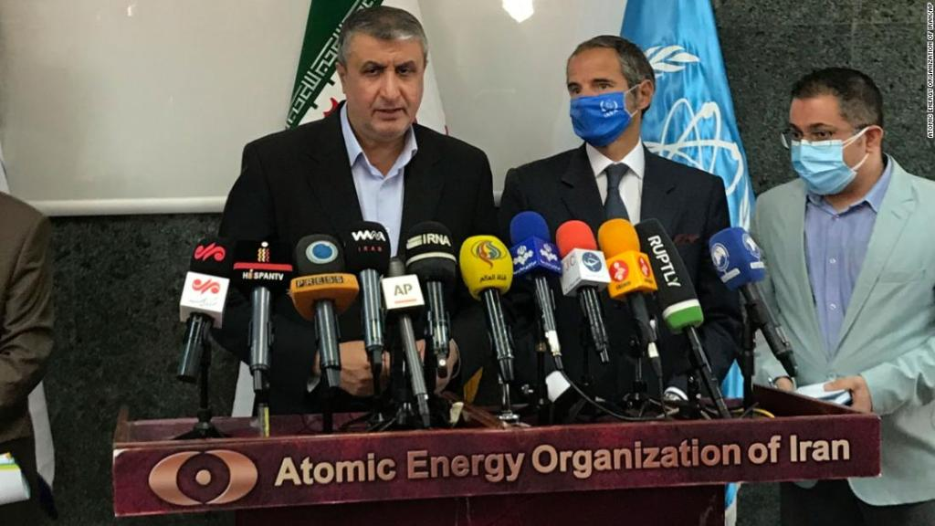 Iran says it will allow UN nuclear watchdog to service monitoring equipment