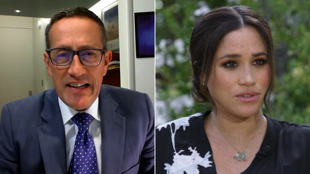 'It's devastating to the royal family' CNN's Richard Quest reacts to the Oprah interview  - CNN Video