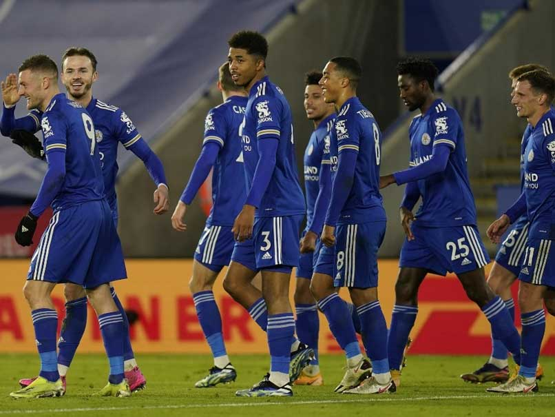 Premier League: Leicester Dream After Beating Lacklustre Chelsea To Go Top