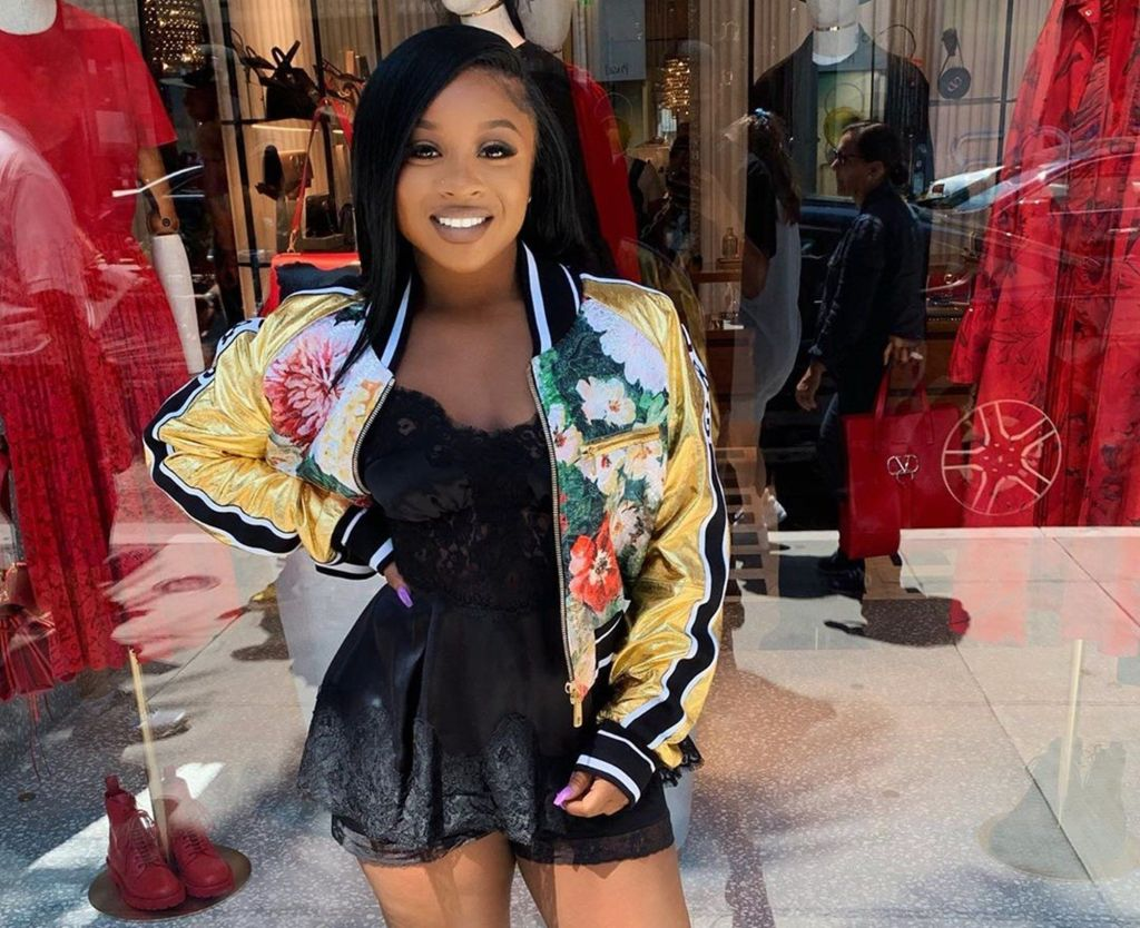 Lil Wayne's Daughter, Reginae Carter Shows Off Her Natural, Makeup-Free Look And Fans Love It
