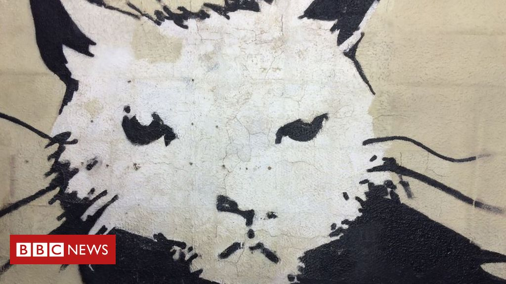 Liverpool Banksy rat mural moved to Netherlands auction