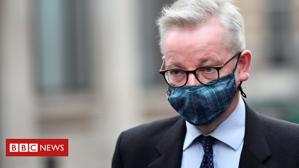 Lockdown rules: Michael Gove's Covid claims fact-checked