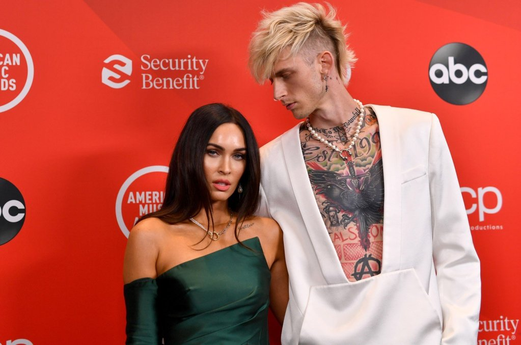 Megan Fox And Machine Gun Kelly Excited To Celebrate A Year Since Their First Meeting – 'They Are More In Love Than Ever!'