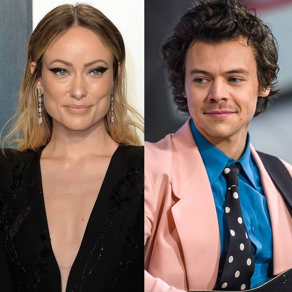 Olivia Wilde Is Reportedly Already 'Falling In Love' With Harry Styles – Details!