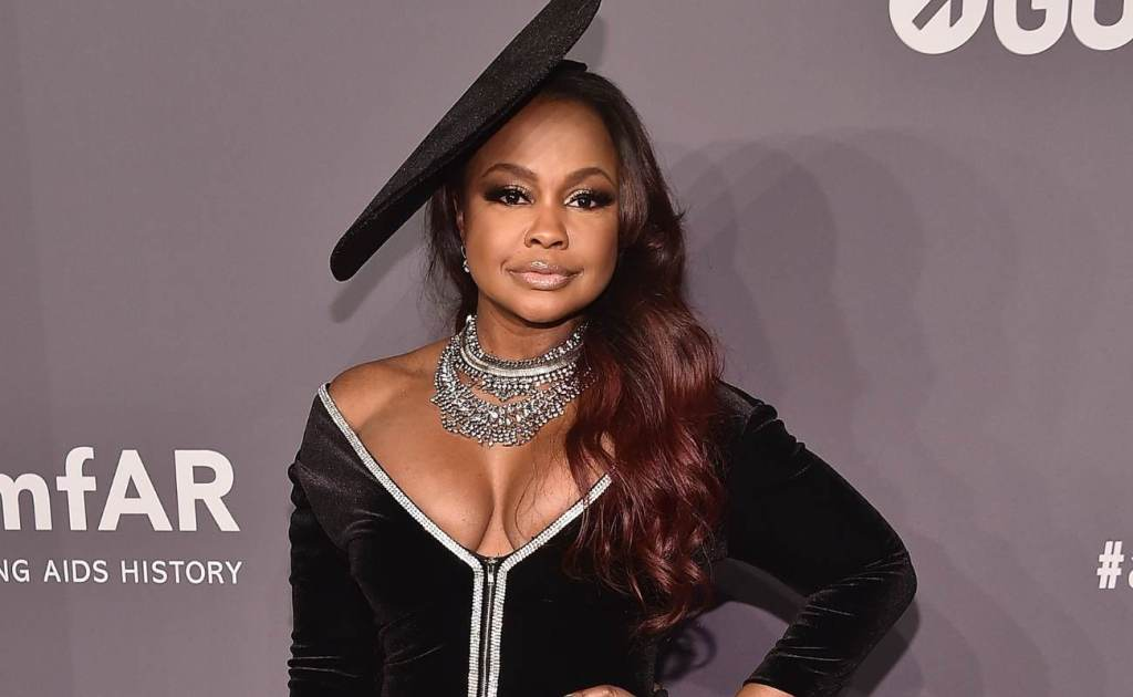 Phaedra Parks Looks Gorgeous In Her Latest Photos - Check Her Out While She Is Celebrating
