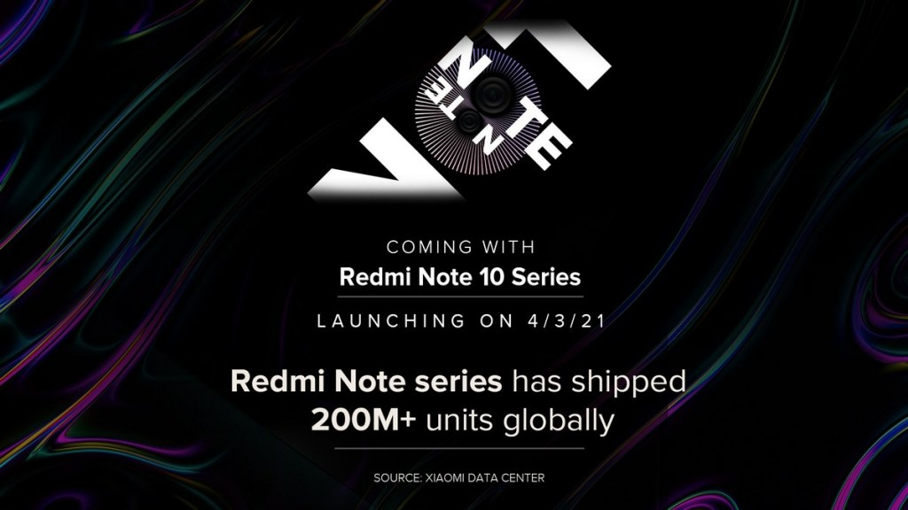 Redmi Note 10 Series Will Carry Mid-Premium Qualcomm Snapdragon Processors, Company Confirms