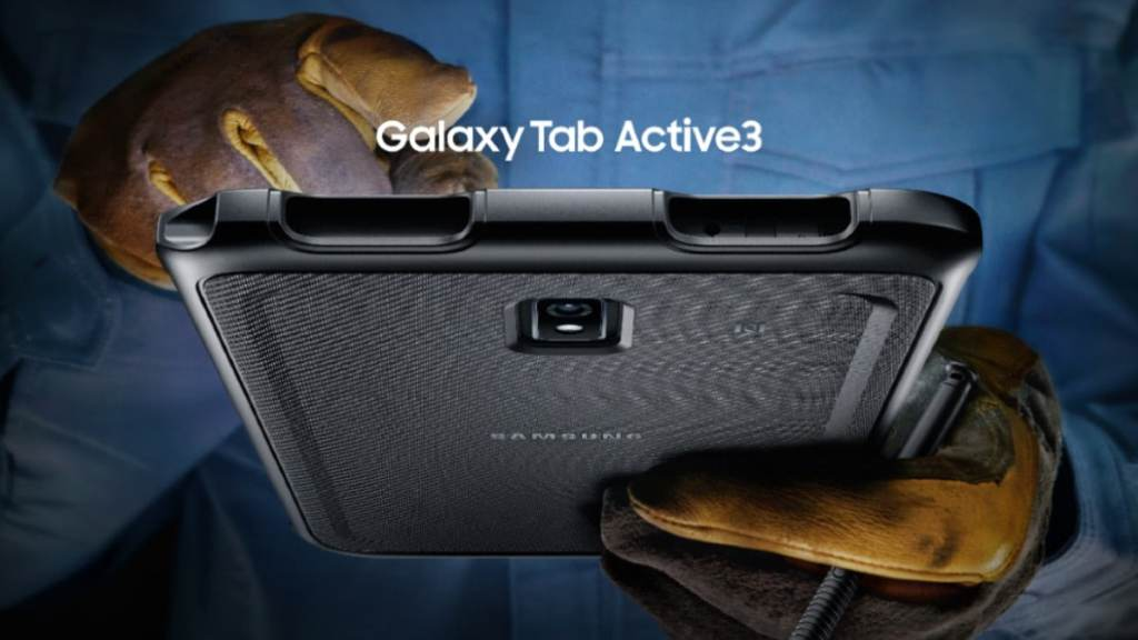 Samsung Galaxy Tab Active 3 With Enhanced Durability Launched: Specifications