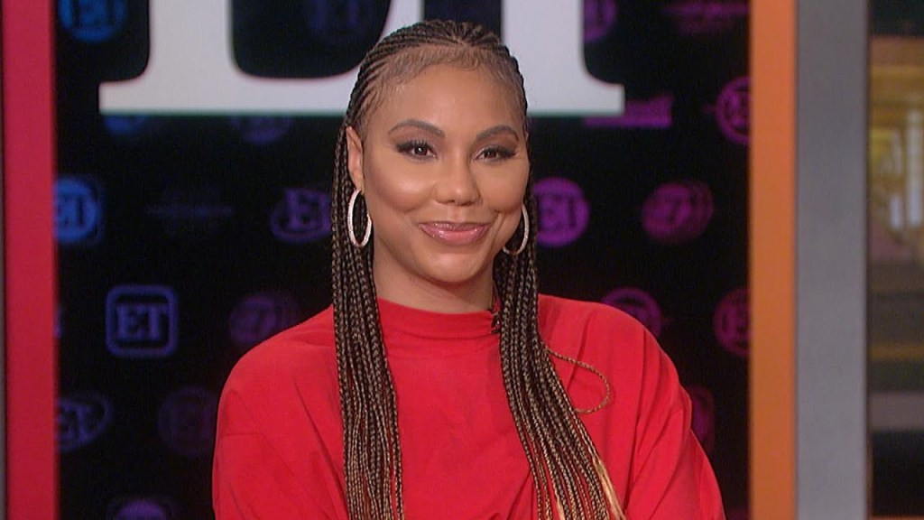 Tamar Braxton Is Grateful For All Her Opportunities
