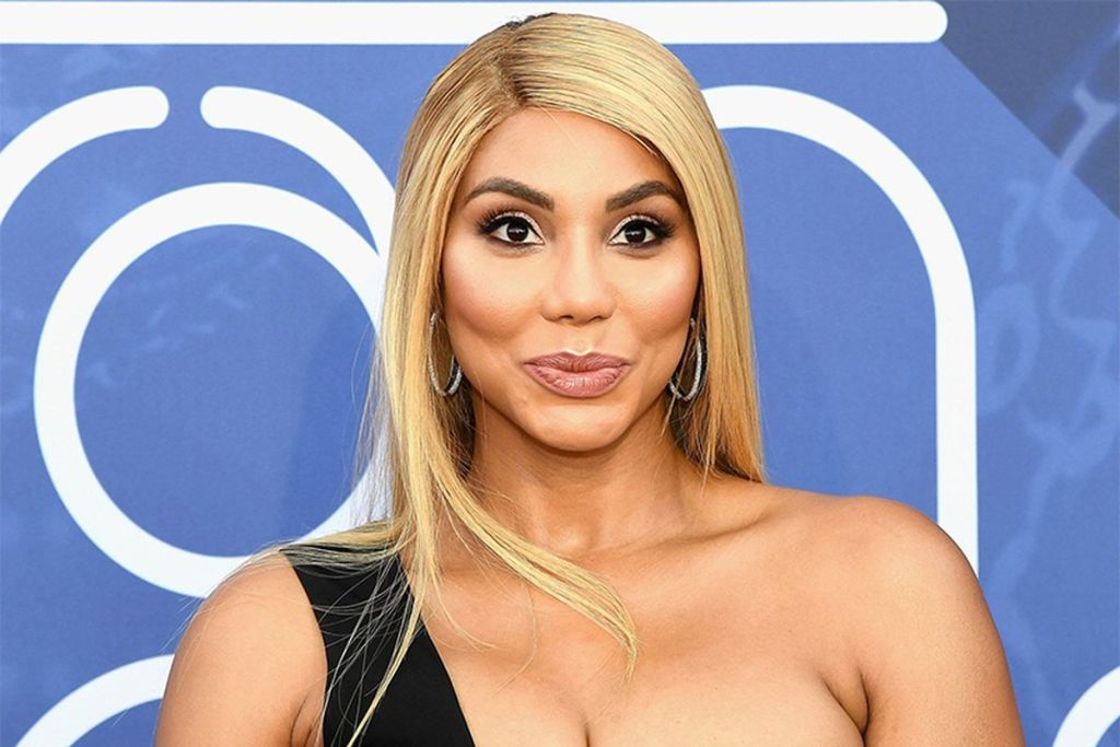 Tamar Braxton Looks Effortlessly Breathtaking - Check Out Her Clip