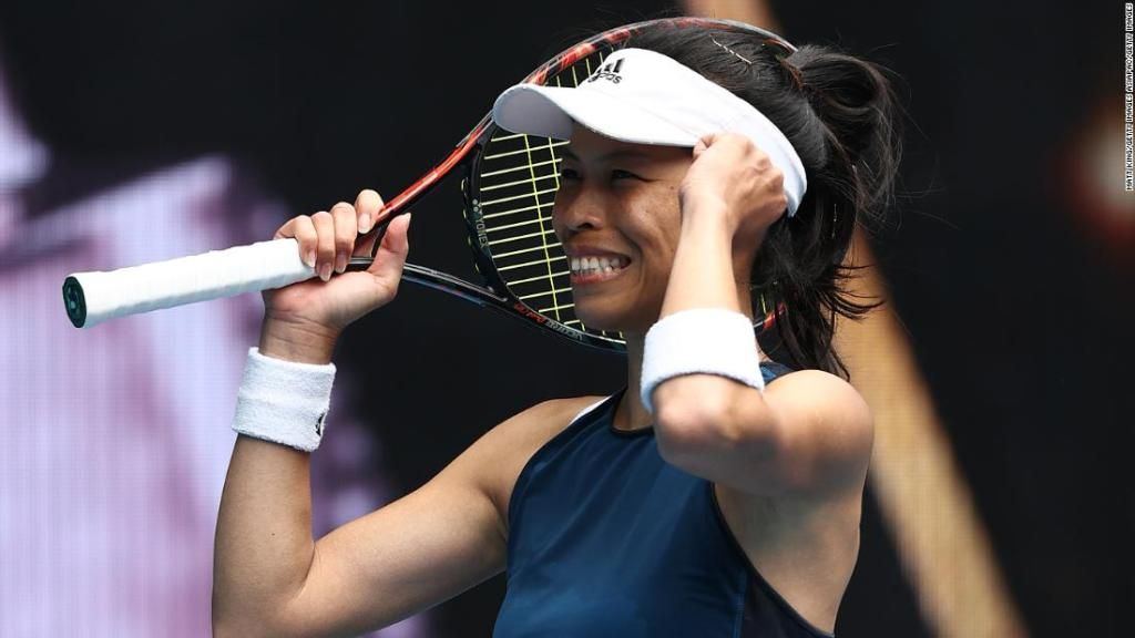 Tennis maverick Hsieh Su-Wei reflects on memorable Australian Open