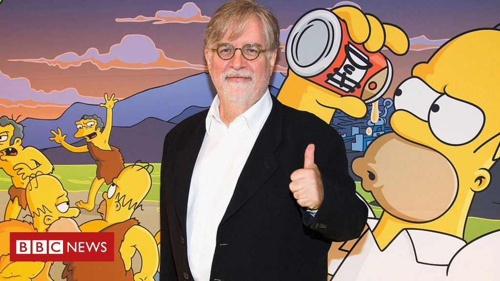 The Simpsons creator Matt Groening on equality, memes and monorails