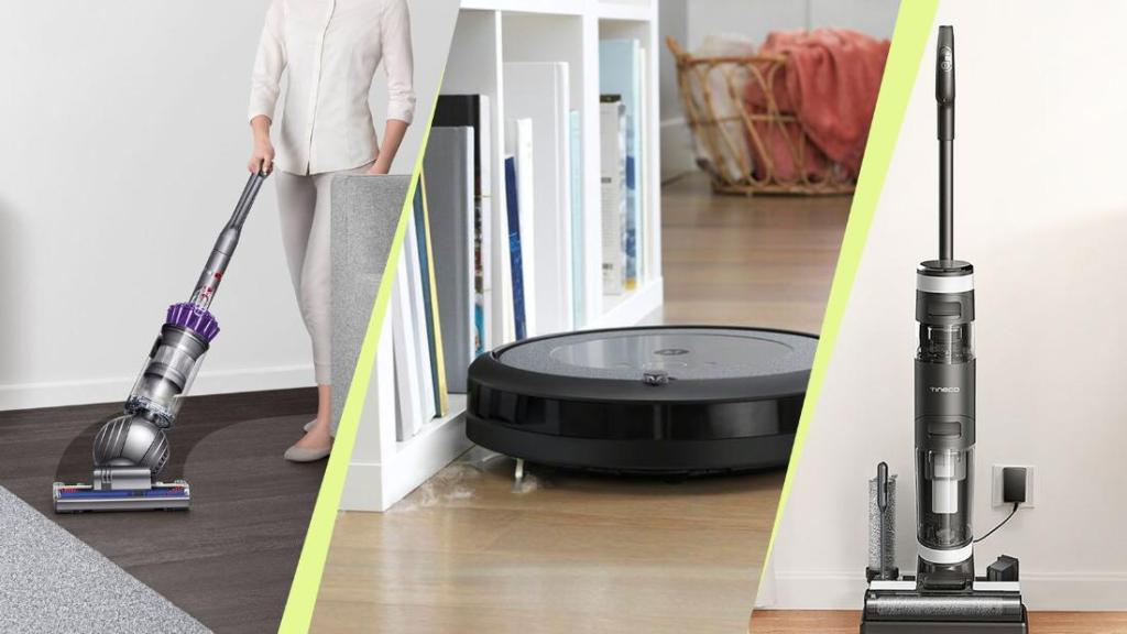 The best Cyber Monday deals on Dyson, Roomba and more