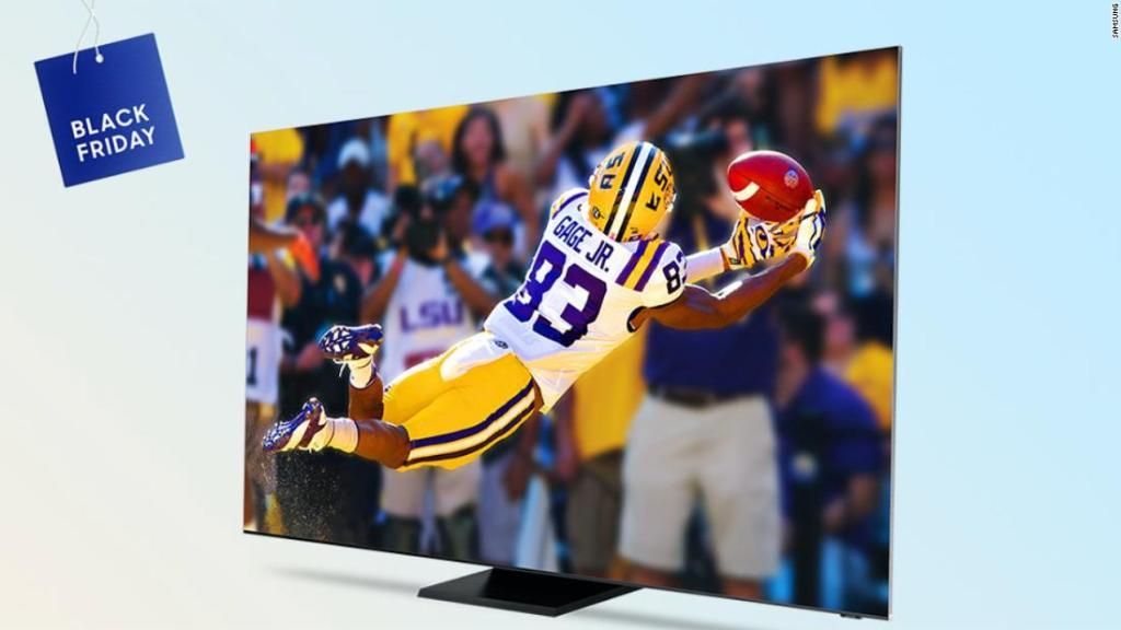 The home theater of your dreams is cheaper than ever with Samsung's Black Friday TV sales