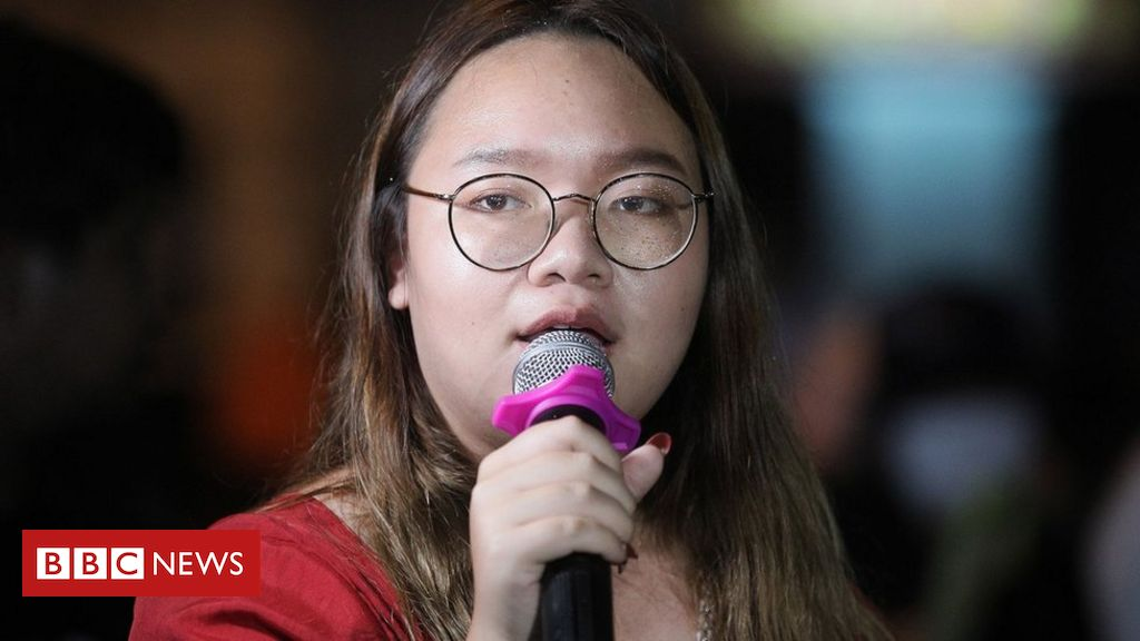 The student daring to challenge Thailand's monarchy