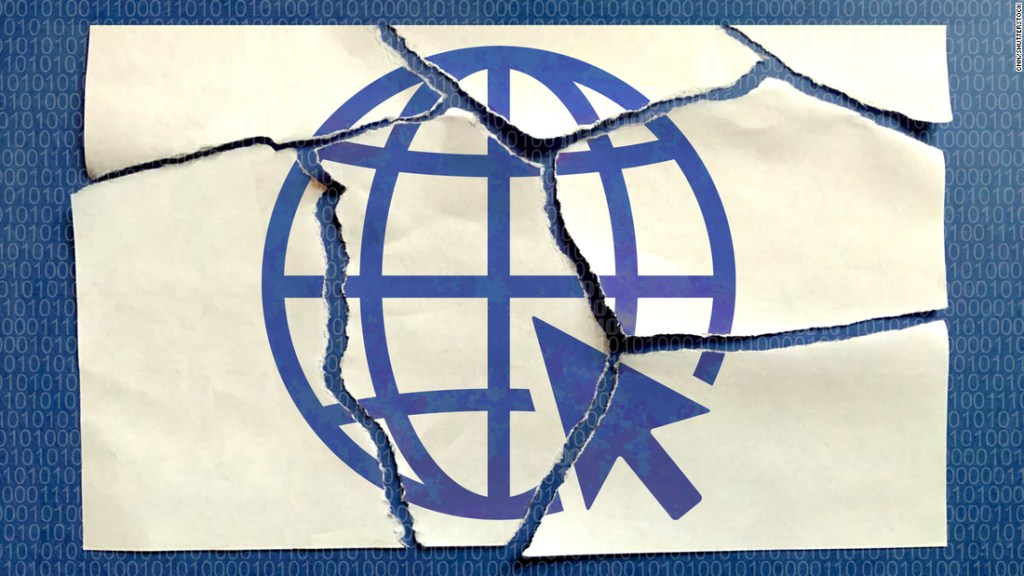 The worldwide web as we know it may be ending