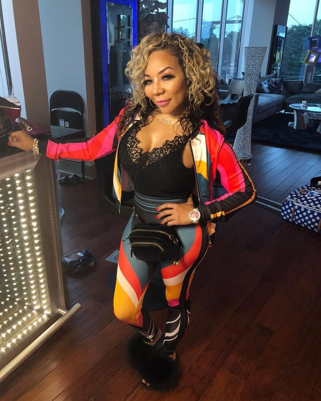 Tiny Harris Celebrates Her Niece's Birthday - Check Out The Message She Penned For Her