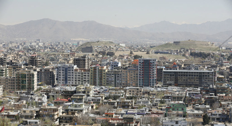UN condemns deadly attack in Afghan capital