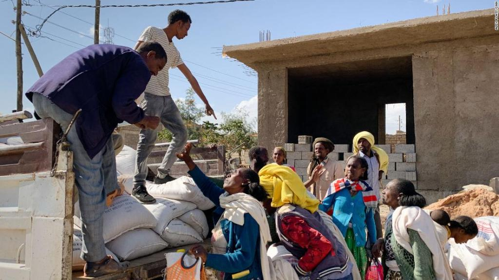 UN confirms military forces blocking aid in Ethiopia's Tigray following CNN investigation