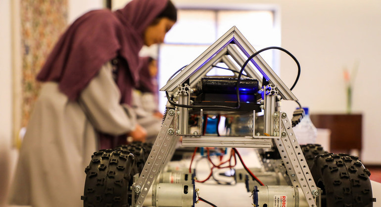 UN forum examines how to make science and technology work better for all