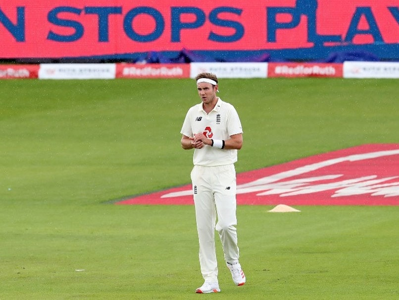 """""""Was So Down"""": Stuart Broad Says Considered Retirement After Test Drop 