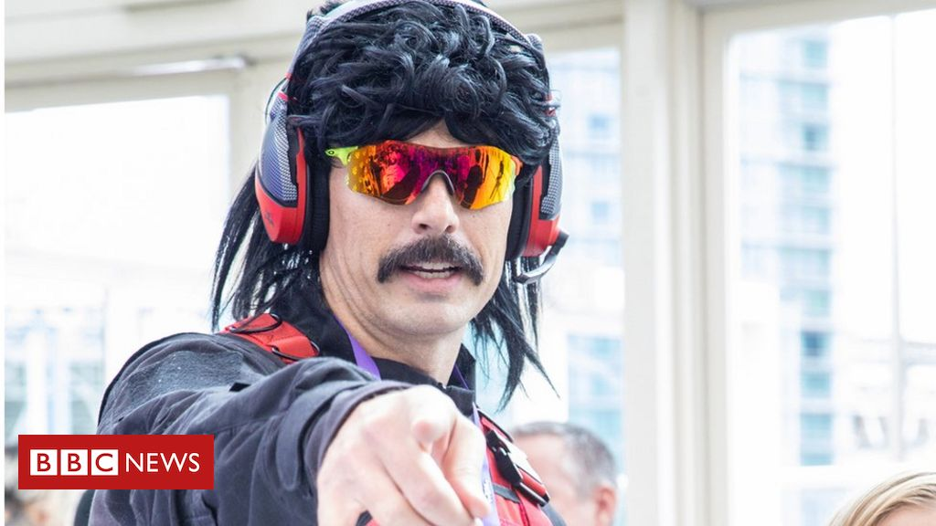 Why has Dr Disrespect been banned from Twitch?