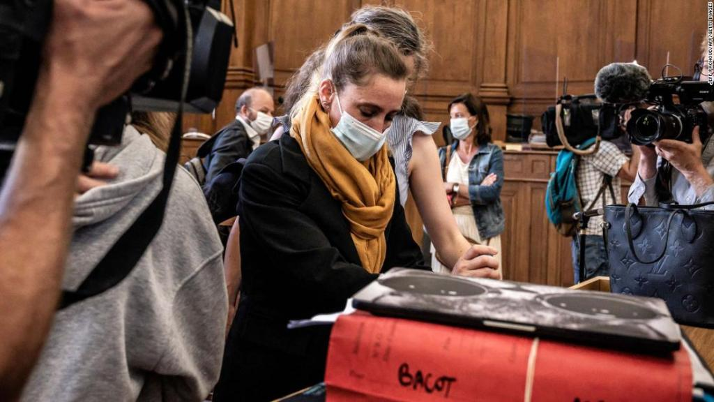 Woman who killed her abusive husband goes on trial for murder in France