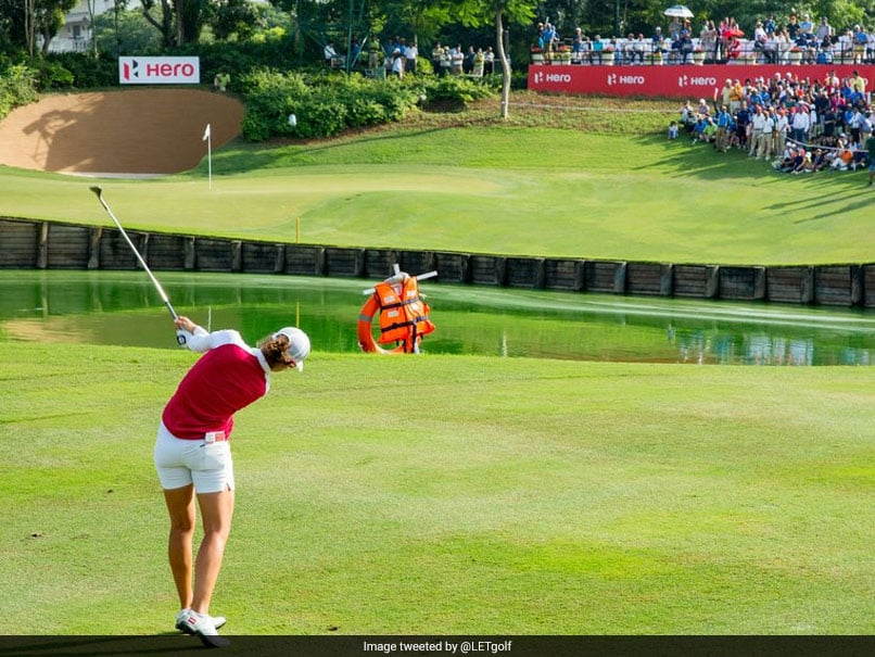 Womens Indian Open Golf Tournament Cancelled Due To Coronavirus
