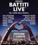 BATTITI LIVE 2018 – la tappa di Ostuni tra tormentoni e hit estive