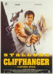 CLIFFHANGER – adventure movie ad alta quota con Sly