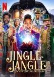JINGLE JANGLE – la nuova uscita Netflix racconta la tradizione natalizia in ottica fantasy-musical