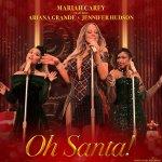 OH SANTA! – il singolo natalizio di Mariah Carey nella versione 2020