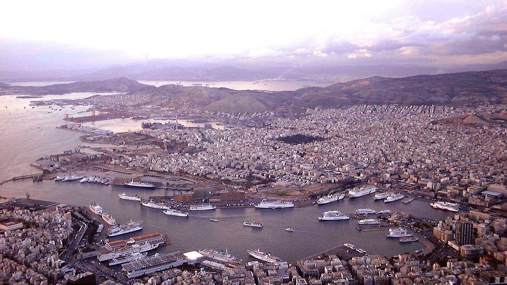 Nice picture of piraeus