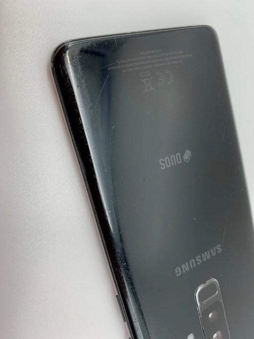 IMG 0199 Samsung Galaxy S9 Plus 64 GB Midnight Black - Dual Sim (Ricondizionato)