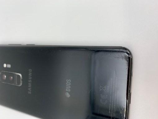 IMG 0739 Samsung Galaxy S9 Plus 64 GB Midnight Black - Dual Sim (Ricondizionato)