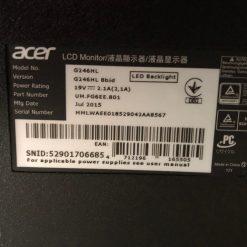 "IMG 1259 scaled Monitor 24"" full HD Acer G246HL Bbid (Ricondizionato)"