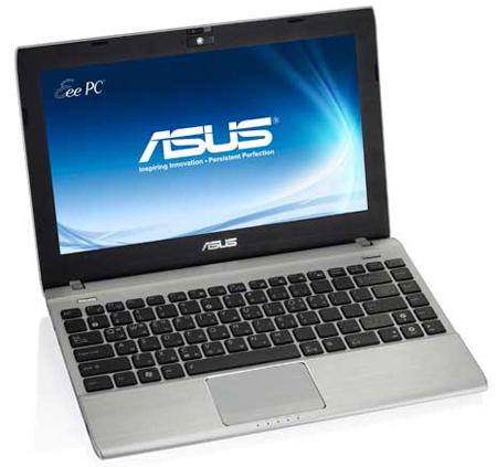 asus eee pc 1225b siv055m Notebook Asus Eee PC 1225B Dual Core e AMD Radeon HD 6320 Windows7 1.65GHz (Ricondizionato)