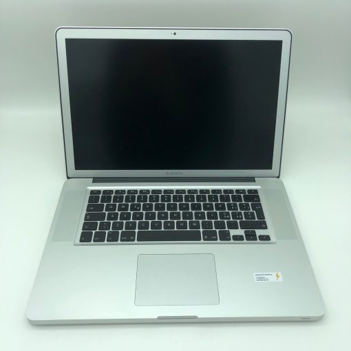"IMG 1363 scaled Apple MacBook Pro 15.4"" intel® Core i7 2.2GHz Early 2011 (Ricondizionato)"