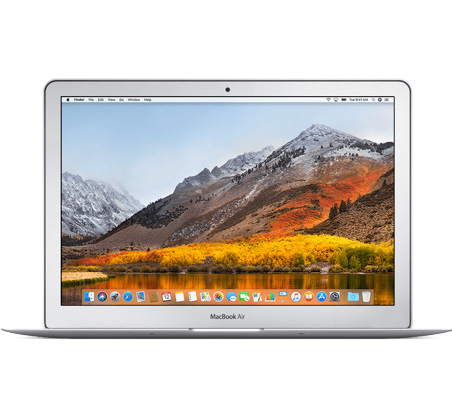 "SP753macbook air Apple MacBook Air 13.3"" intel® Dual-Core i5 1.8GHz 2017 (Ricondizionato)"