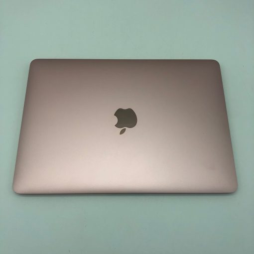 """IMG 1937 scaled Apple MacBook 12.1"""" Retina Rose Gold intel® Core M3 1.1GHz Early 2016 (Ricondizionato) macOS Monterey"""
